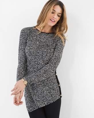 Zenergy Tweed Knit Tunic