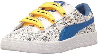 Puma Kid's Minions Basket V Kids Shoe