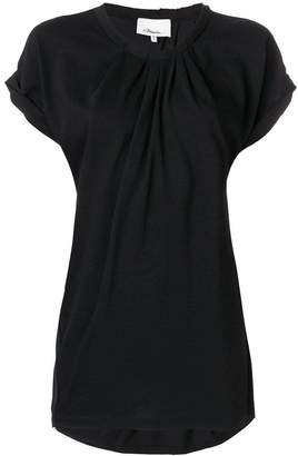 3.1 Phillip Lim gathered neckline blouse