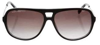 DSQUARED2 Gradient Aviator Sunglasses