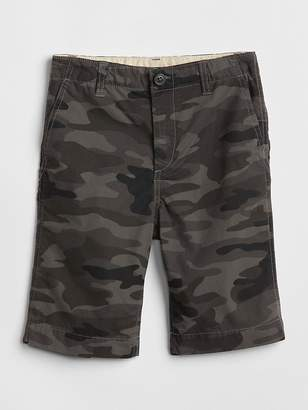 Gap Plaid Shorts