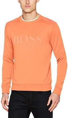 BOSS Athleisure Men's Salbo Sweatshirt (Open Red 644)