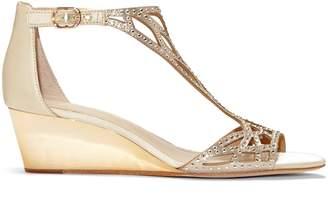 Vince Camuto Imagine Jalen Embellished Wedge Sandal