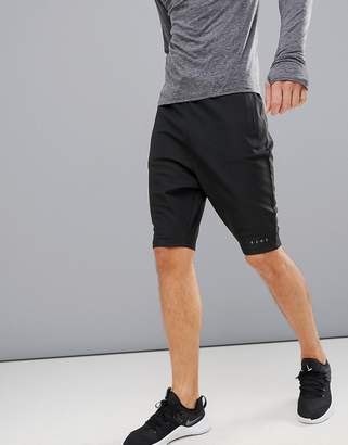Asos 4505 training shorts with drop crotch
