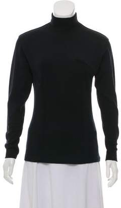 Gianni Versace Mock Neck Sweater