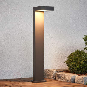 Geradlinige LED-Sockellampe Toska