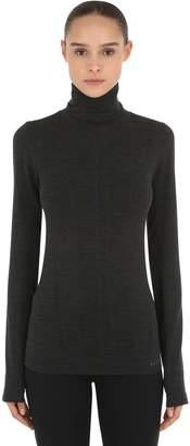 Falke Long Sleeve Shirt Ski Top