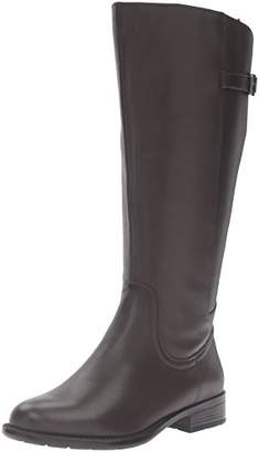Easy Spirit Women's Jimlet-Wide Calf Riding Boot $51.99 thestylecure.com