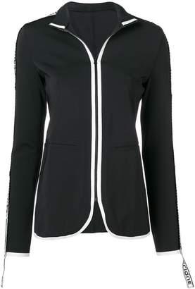 Pinko racer style tailored jacket