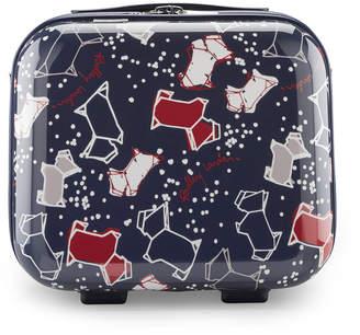 Radley Speckle Dog Vanity Case - Navy Ink