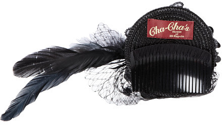 San Diego Hat Company CHA6386 Sequin Feather Topper
