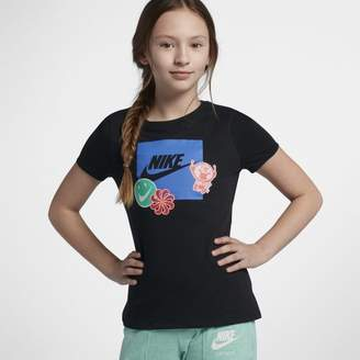 Nike Sportswear Older Kids'(Girls') T-Shirt