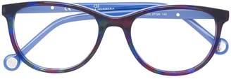 Carolina Herrera Ch cat-eye frame glasses