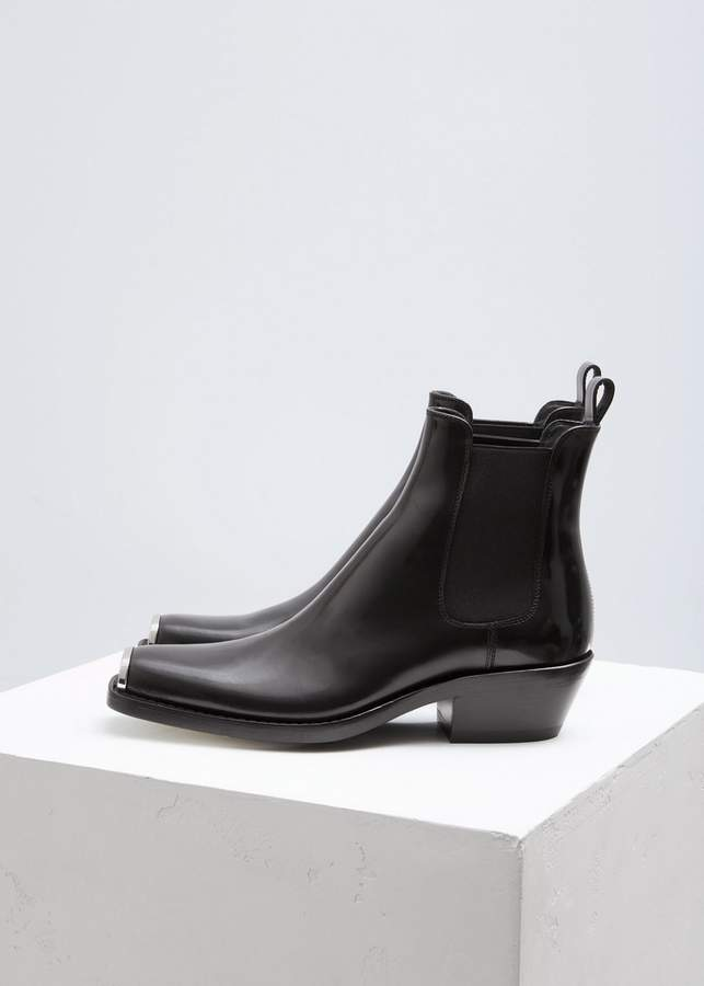 CALVIN KLEIN 205W39NYC Western Claire Boot
