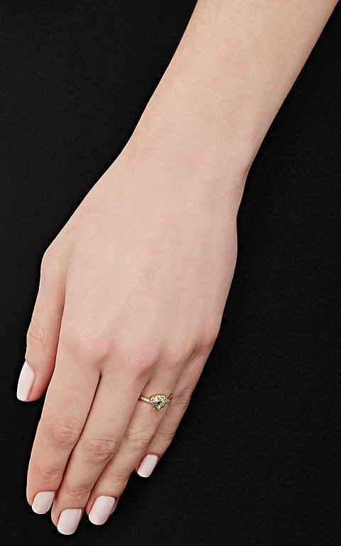 Jennie Kwon Women's Arch Ring 2