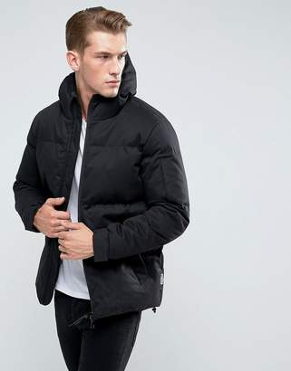 Bellfield Padded Jacket With Hood