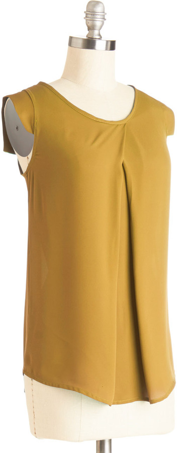 Jet Setter's Jewel Top in Amber