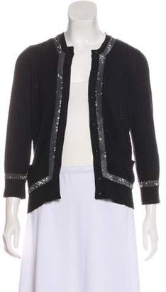Marc Jacobs Cashmere and Silk-Blend Cardigan