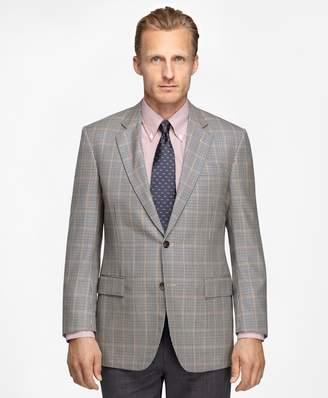Brooks Brothers Madison Fit Plaid Sport Coat
