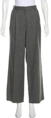 The Row High-Rise Wide-Leg Pants