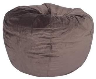 319df469f93d Ace Casual Furniture Extra-Large Brushed Denim Bean Bag