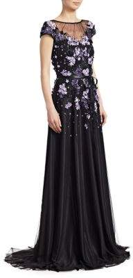 952121a910878 Purple Illusion Neckline Dresses - ShopStyle Australia