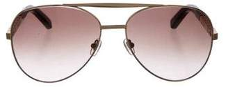 Louis Vuitton Attitude Aviator Sunglasses