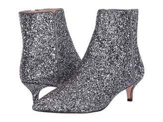 J.Crew Glitter Emma Kitten Heel Boot