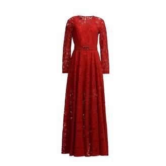 MATSOUR'I - Dress Vicky Lace Red