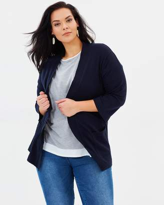 Evans Pocket Cardigan