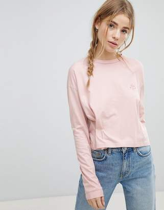 Jack Wills Top with Back Graphic