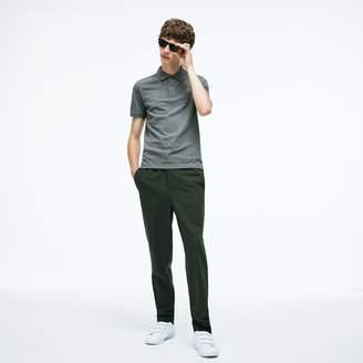 Lacoste Men's Slim Fit Stretch Mini Pique Polo