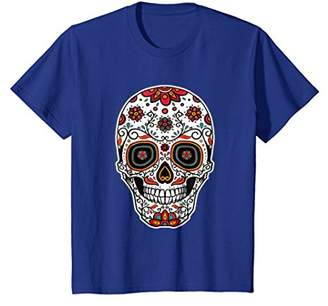 DAY Birger et Mikkelsen Of The Dead Skull (Dia De Los Muertos) T-Shirt