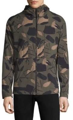 Theory Camouflage-Print Jacket