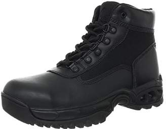 Ridge Footwear Men's Mid Side Zip ST Work Boot