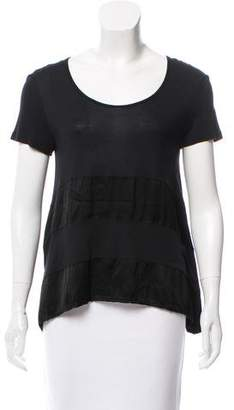 CNC Costume National C'N'C Short Sleeve Top w/ Tags