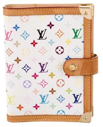 Louis Vuitton Multicolore Agenda PM
