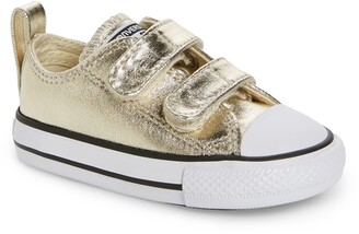 Converse Chuck Taylor® All Star® 2V Metallic Low-Top Sneaker