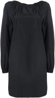 Sportmax long sleeved mini dress