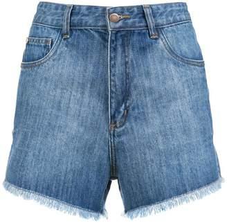 Nk denim shorts
