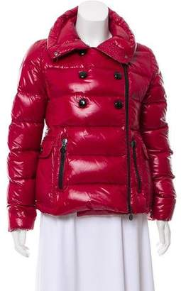 Moncler Daim Double-Breasted Jacket