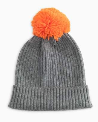 Southern Tide Womens Pom Pom Knit Hat