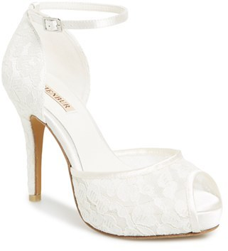 Women's Menbur 'Denise' Lace Pump $178.95 thestylecure.com