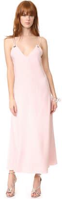 Mugler Sleeveless Dress $1,690 thestylecure.com