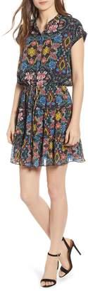 Rebecca Minkoff Ollie Floral Minidress