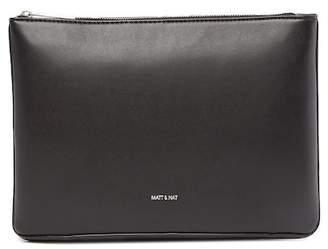 Matt & Nat Loom Vegan Leather Clutch