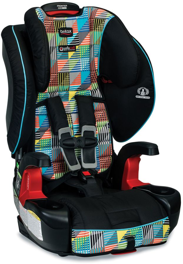 BritaxBRITAX Frontier® ClickTight XE Series Harness-2-Booster Seat with Mat & Shades in Vector