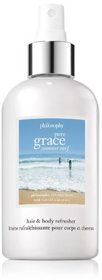 Philosophy Pure Grace Summer Surf Hair And Body Refresher $30 thestylecure.com