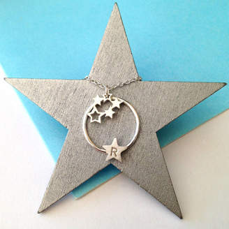 a ring a day Wishing Star Necklace