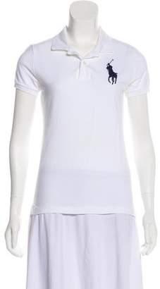 Ralph Lauren Casual Short Sleeve Top